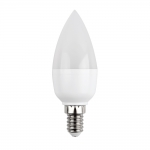 Bioledex TEMA LED Kerze E14 6W = 40W 470Lm Warmweiss