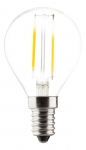 LED Birne Retro LOOK - E27 2W 250LM Warmweiss 2 STK